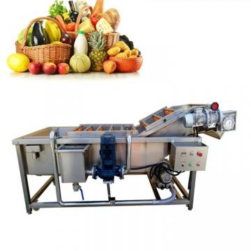 Good Quality Vegetable Potato Taro Chip Spiral Blanching Machine for Washing Food