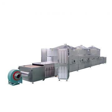 Good Price Microwave Sterilization Tobacco Leaf Dryer Drying Machine