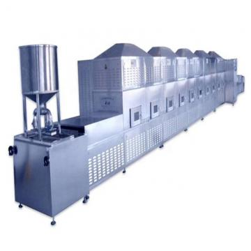 The newest type vacuum microwave drying and sterilizing machine for chemical products