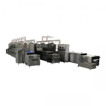 Curry Powder Microwave Drying and Sterilization Machine