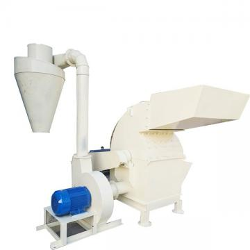 Waste Material Strong/Powerful Plastic Rubber Pet Cola Bottle PP PE Film Woven Bags Waste Cloth Wooden Wood Crusher Bucket Grinder Grinding Recycling Machine