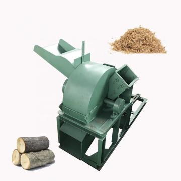 Steel Blade Wood Crusher Machine , Fully Sealed Wood Powder Making Machine