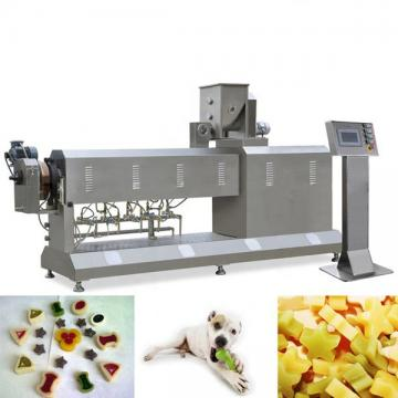 Pet Treat Cold Extrusion Machine Dog Treat Machine