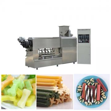 Best quality Pet Chews Treats Machine Extruder Equipment