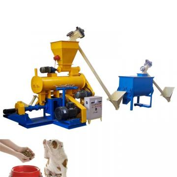 Pet Dag Cat Treats Making Machine Main in China