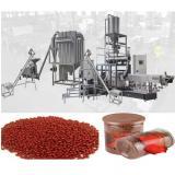 Farming Fish Feed Processing Machine Extruder Line 380v / 50hz Voltage