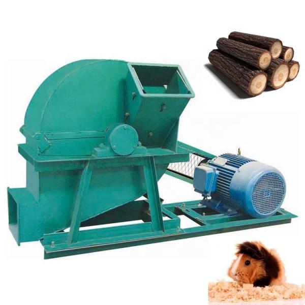 Biomass Wood Crusher Machine, Wood Pellet Hammer Mill Made in China #1 image