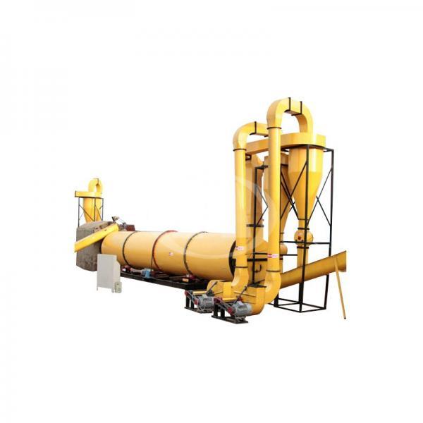 Big Capacity Biomass Drying Machine , Fruit And Vegetable Dehydrator 200-2000kg/H #2 image