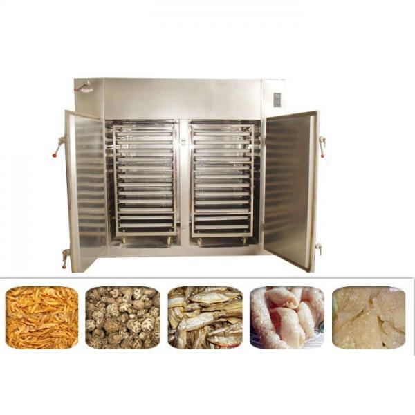 Big Capacity Biomass Drying Machine , Fruit And Vegetable Dehydrator 200-2000kg/H #3 image