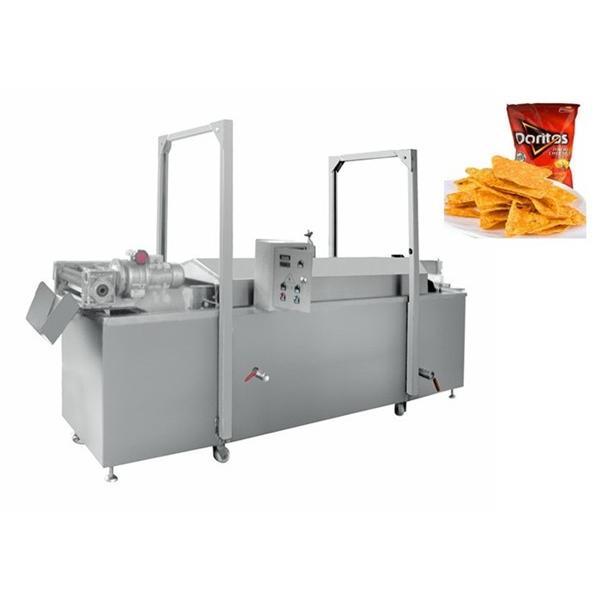 Factory supplying full automatic fresh potato chips making machine price #3 image