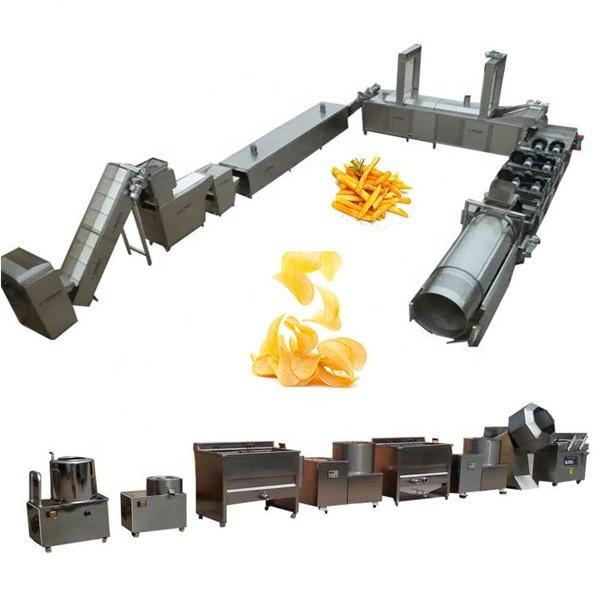 Factory supplying full automatic fresh potato chips making machine price #2 image
